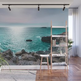 Turquoise Cove Wall Mural
