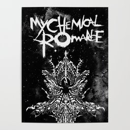 153086 My Chemical Romance Art Decor Wall Print Poster CA