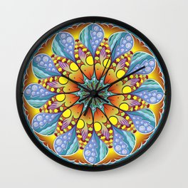One Fish Wall Clock