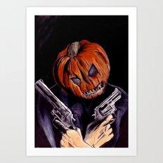 I'm Your Boogeyman Art Print