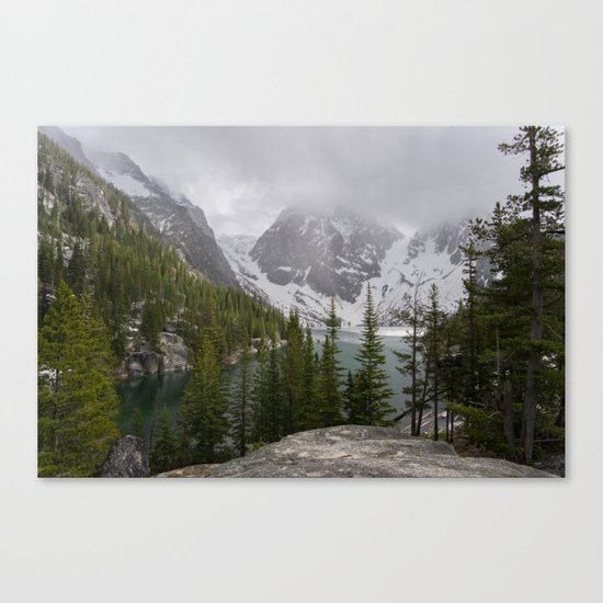 The forgotten Canvas Print