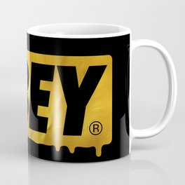 OBEY Bleeding Gold Coffee Mug