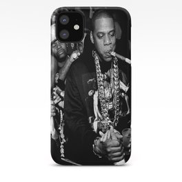 Fade to Black iPhone Case
