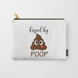 Kissed by poop Carry-All Pouch