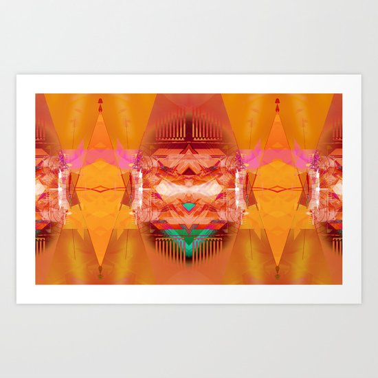 The Chosen Art Print