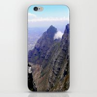 south africa iPhone & iPod Skins featuring South Africa Impression 4 by Art-Motiva