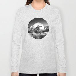 Cielo grigio e pungente Long Sleeve T-shirt