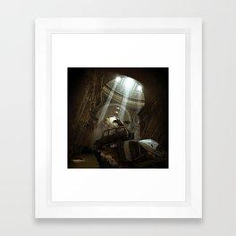 Spiritual Archives II Framed Art Print