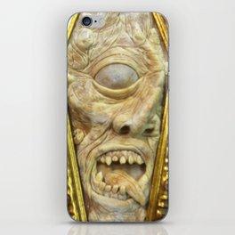 Cyclopto iPhone Skin