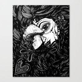 Second Sight Canvas Print