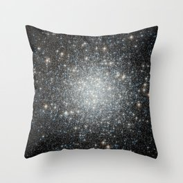Globular Cluster Messier 53 Throw Pillow