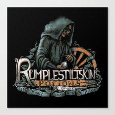 Rumplestiltskin Canvas Print