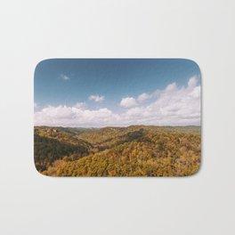 View of Red River Gorge, Kentucky Bath Mat