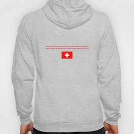 THREE SWISS WITCHES Hoody