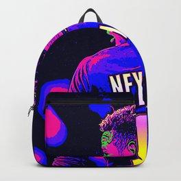 Neon Neymar Backpack