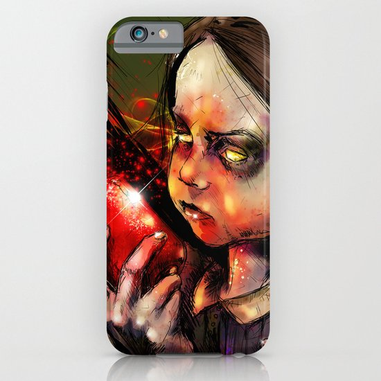 Little Sister iPhone & iPod Case