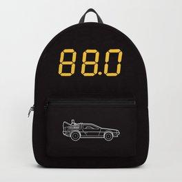 DeLorean Backpack