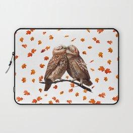 autumn owl Laptop Sleeve