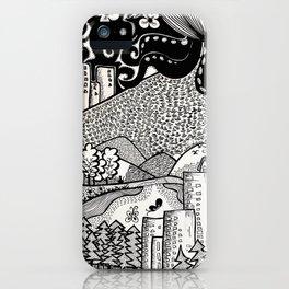 Octo City iPhone Case