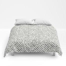 CSI TERMINOLOGY Comforters