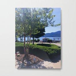 The Sagamore at Lake George - view 3 Metal Print