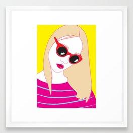 S.J. Framed Art Print