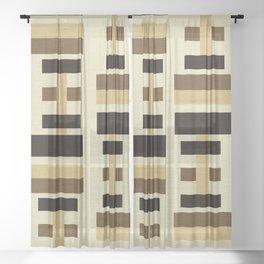 Zulu Sheer Curtain