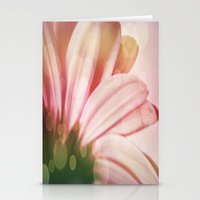 sparkle Stationery Cards featuring sparkle by  Alexia Miles photography