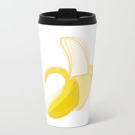 Banana Metal Travel Mug