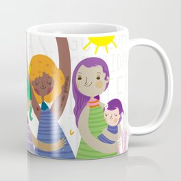 Celebrating Women Coffee Mug