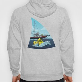 Jaws: The Orca Hoody