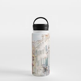 Venice Morning - Italy Travel Photography Water Bottle