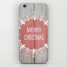 Merry Christmas #2 iPhone Skin