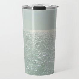 The Silver Sea Travel Mug