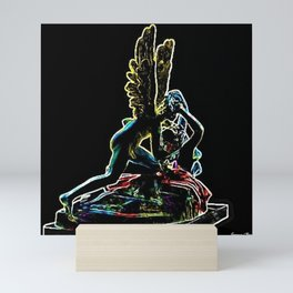 Psyche Revived by Cupid's Kiss by Jéanpaul Ferro Mini Art Print