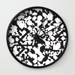 Jazz Noir Wall Clock