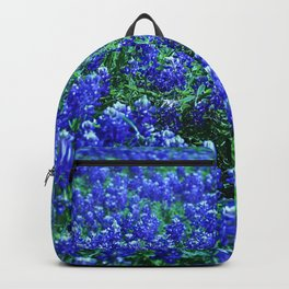 Field of Blue Backpack