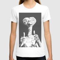 et T-shirts featuring ET by danielabbart