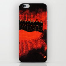 Anything Is Peaceful from One Thousand Three Hundred and Fifty Feet iPhone & iPod Skin