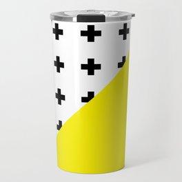Memphis pattern 75 Travel Mug