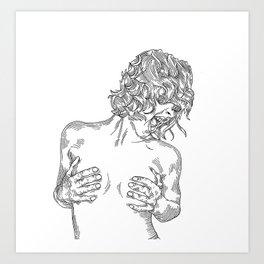 Cos Art Print