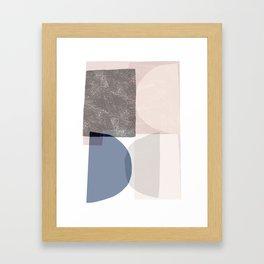 Monolith 1 Framed Art Print