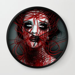 Countess Wall Clock