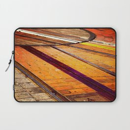 Cable Car Spin Laptop Sleeve