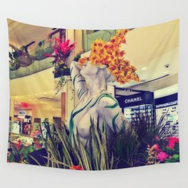 Floral Arrangement Wall Tapestry
