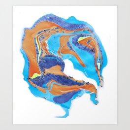Bola Art Print