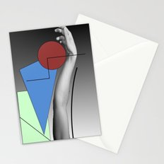 Arm-ed Stationery Cards