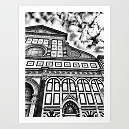 Santa Maria Novella Art Print