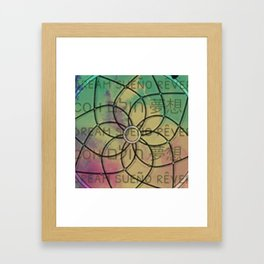 Dreaming of Languages Framed Art Print