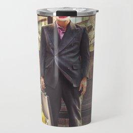 """Clone Suit"" Travel Mug"